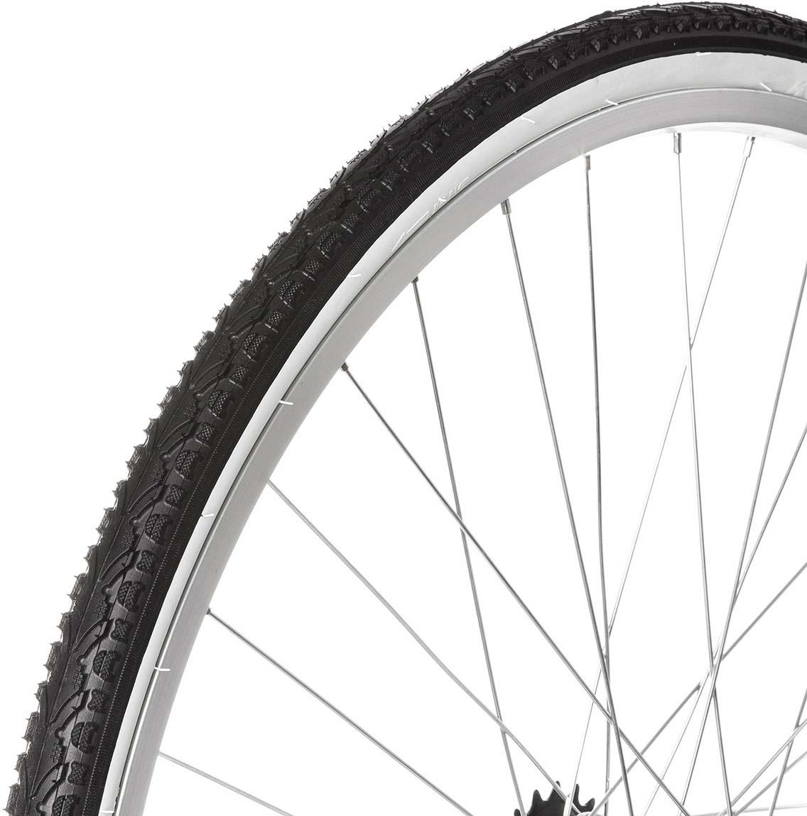 Покрышка велосипедная слик Kenda Kwest 700х28С 5-527923 (28-622) K193