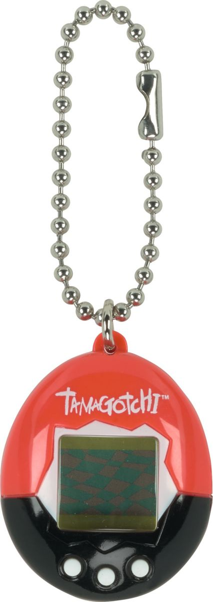 Tamagotchi Игрушка электронная цвет белый, красный, желтый, черный