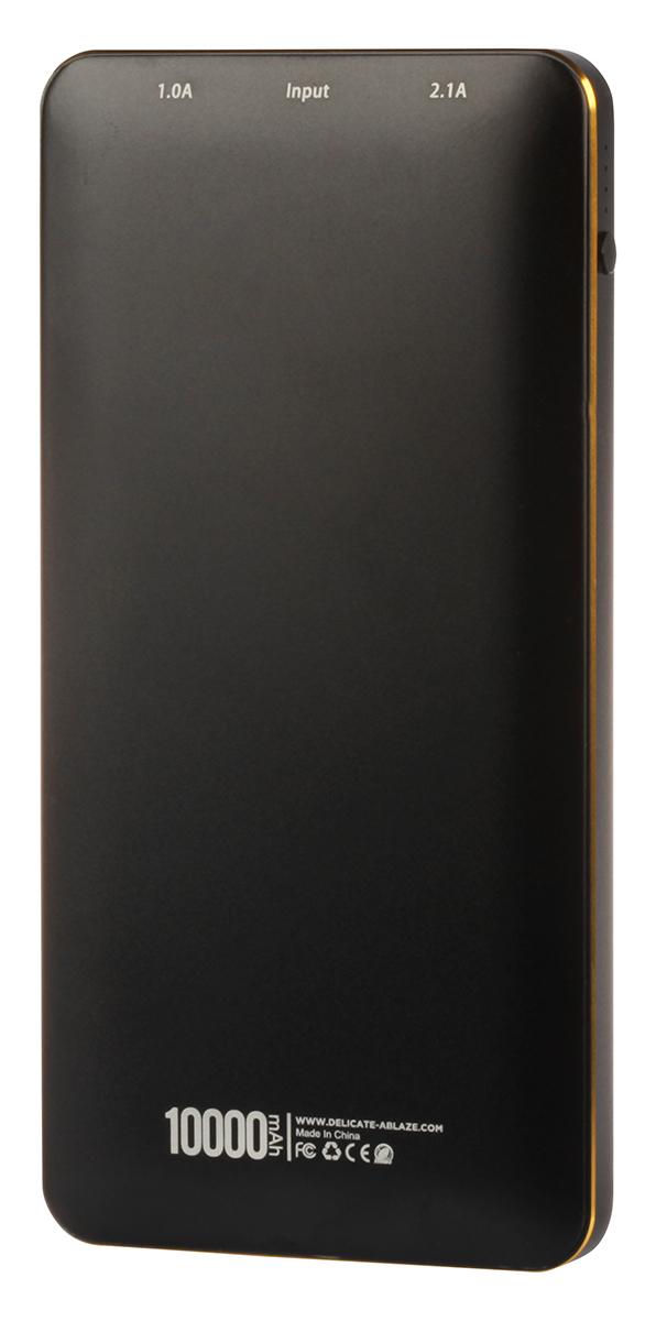 Фото - DA DT0016BK внешний аккумулятор (10000 мАч) аккумулятор