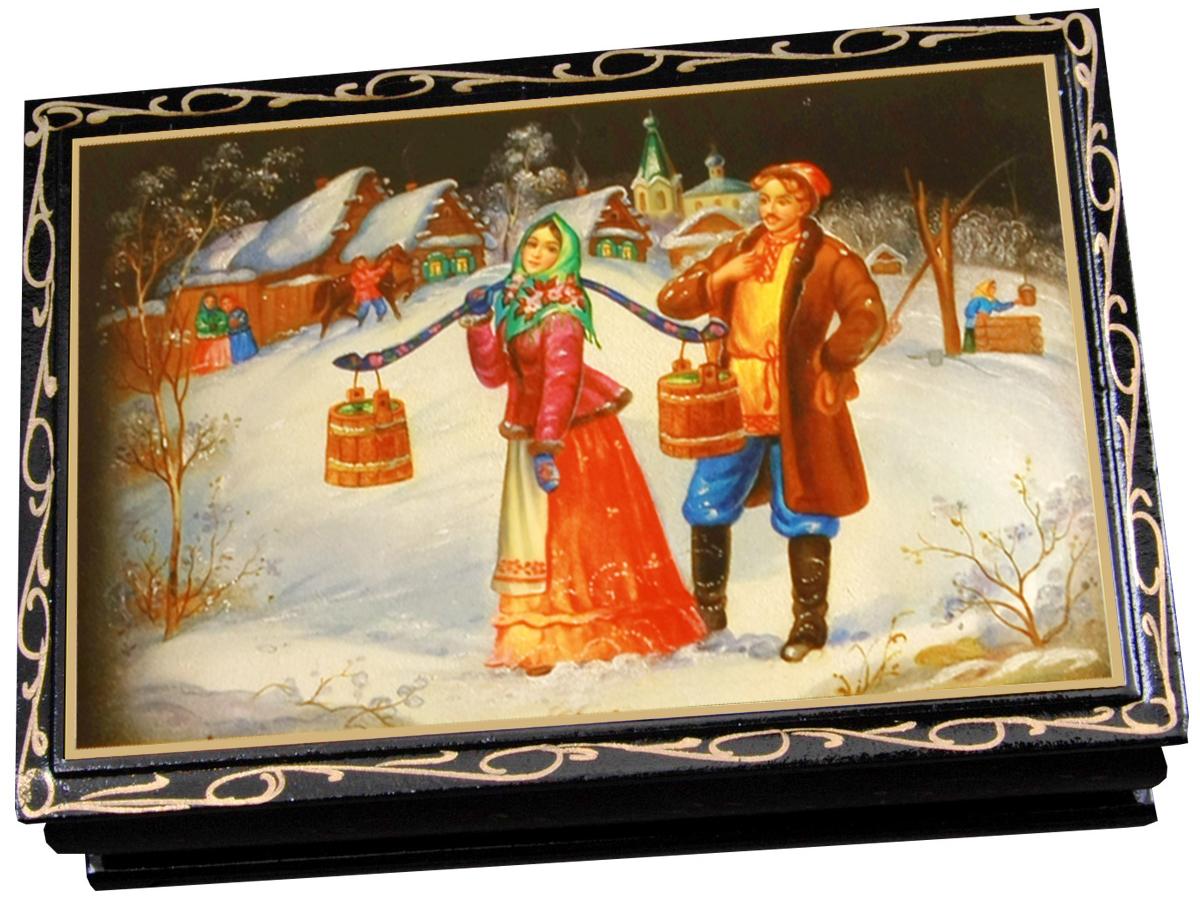 цена на Кремлина Коромысло чернослив шоколадный с грецким орехом конфеты, 150 г