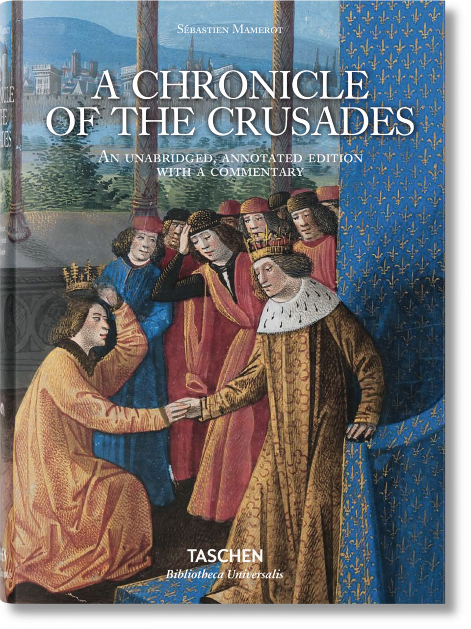 A Chronicle of the Crusades klotz sc1pp02sw