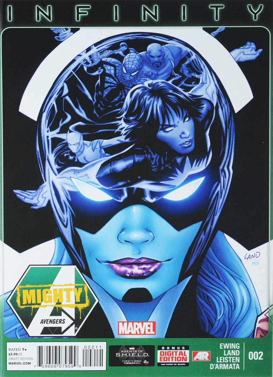 лучшая цена Al Ewing, Greg Land, Jason (Jay) Leisten, Frank D'Armata Mighty Avengers #2