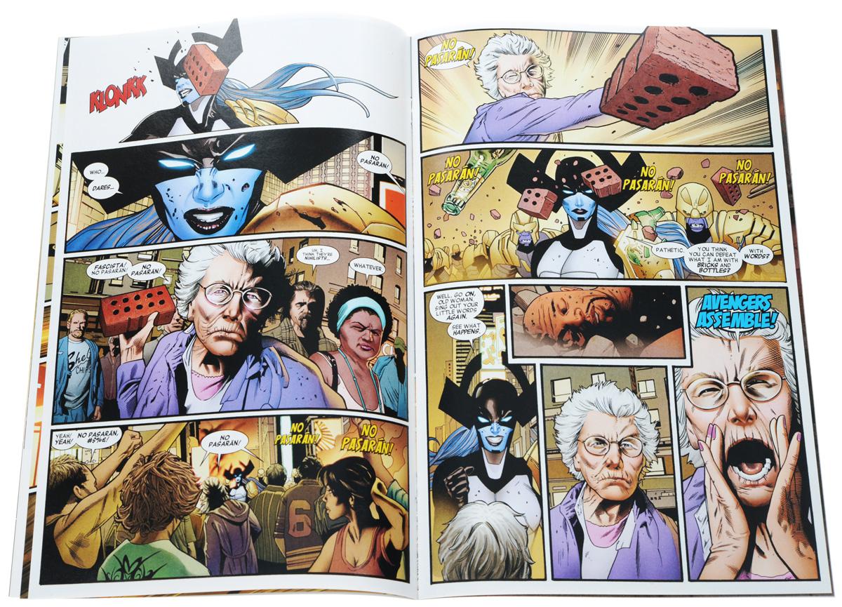 Mighty Avengers #2 Mighty Avengers #2Издательство: Marvel Marvel Comics...