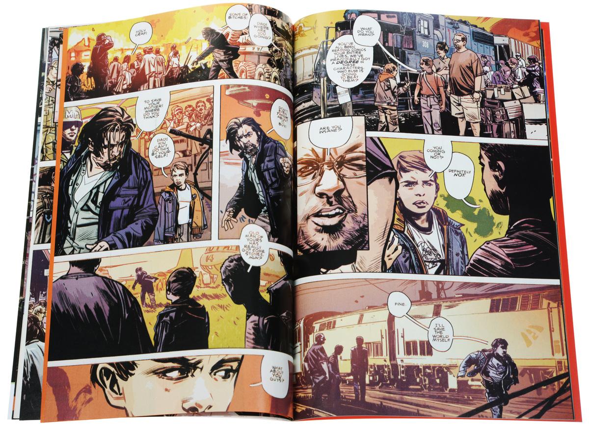 Marvel 1985 #4 Marvel 1985 #4Издательство: Marvel Marvel Comics...