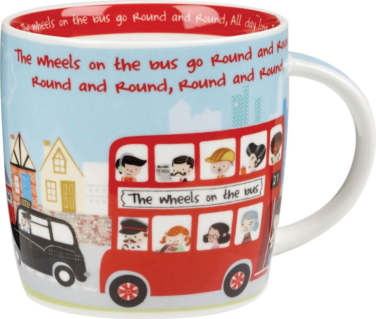 Кружка Churchill Автобус, 284 мл churchill кружка автобус 0 284 в подарочной коробке whee00021 churchill