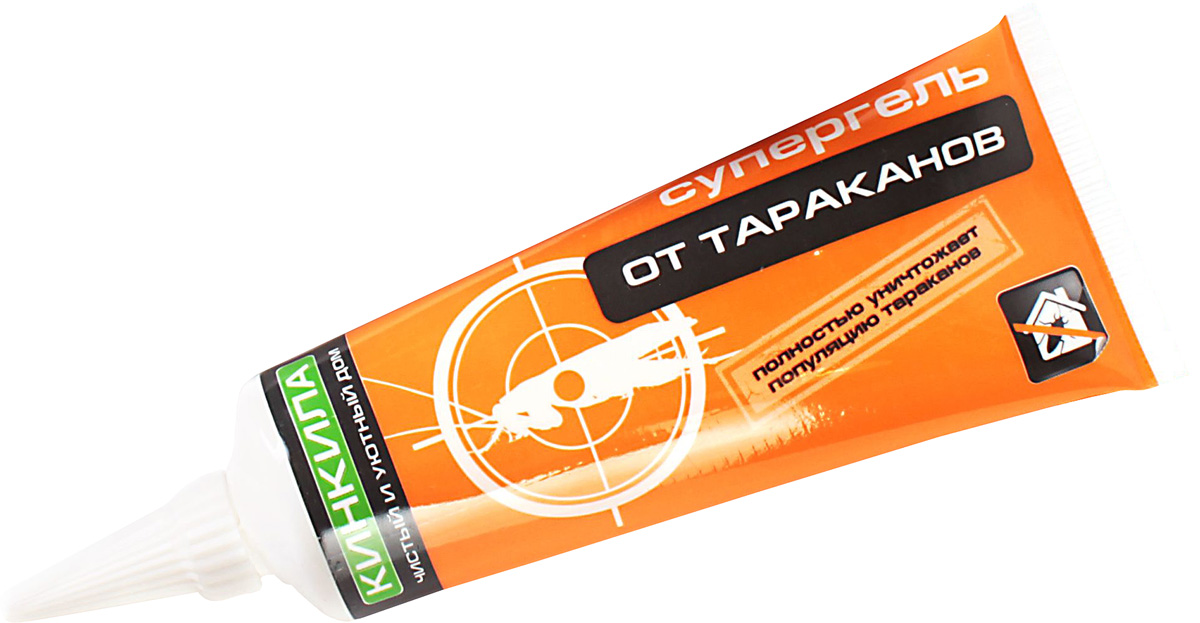 Гель от тараканов Kinkila, 75 мл global средство от тараканов