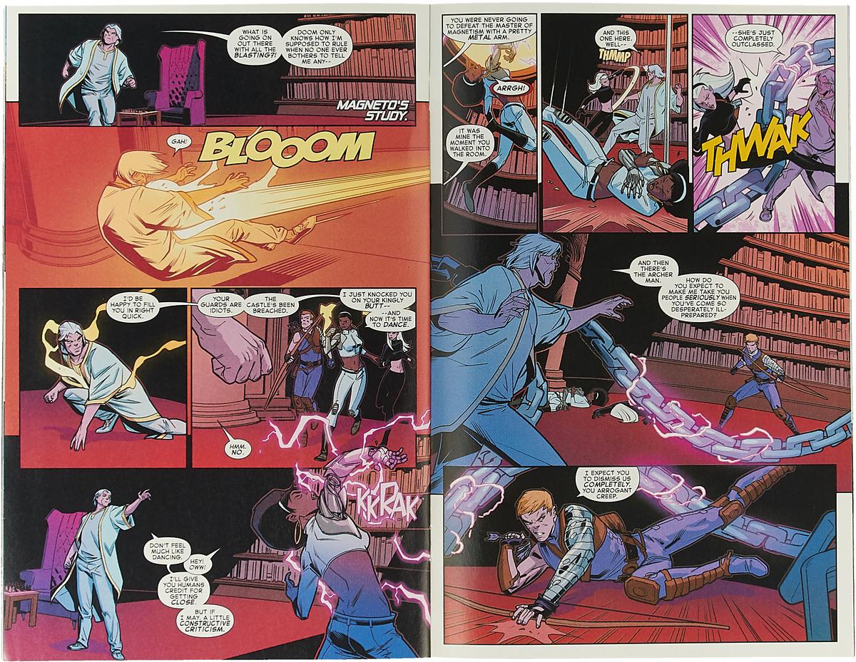 House of M #2 House of M #2Издательство: Marvel Marvel Comics...