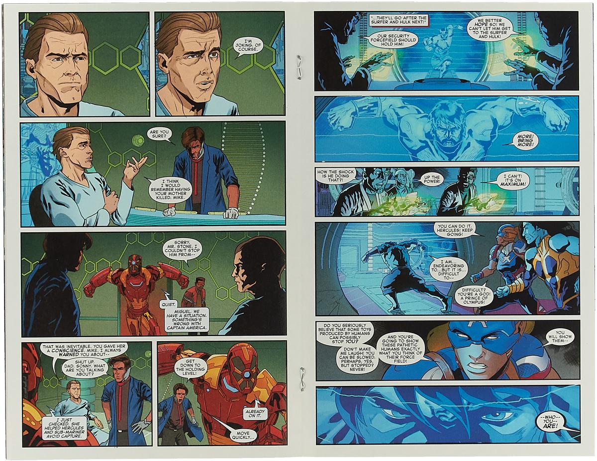 Secret Wars 2099 #4 Secret Wars 2099 #4Издательство: Marvel Marvel Comics...