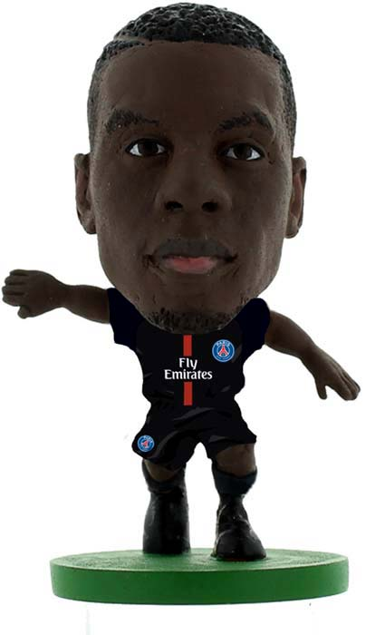 Фигурка SoccerStarz футболиста ФК ПСЖ Paris St Germain Blaise Matuidi Home V-2017, 401600