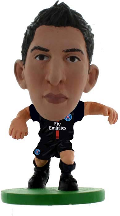 Фигурка SoccerStarz футболиста ФК ПСЖ Paris St Germain Angel Di Maria Home V-2017, 401977