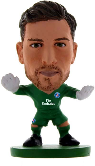Фигурка SoccerStarz футболиста ФК ПСЖ Paris St Germain Kevin Trapp Home V-2017/2018, 402994