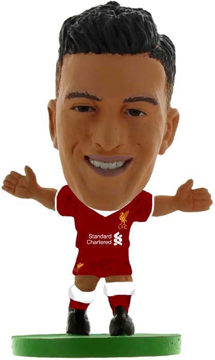 Фигурка SoccerStarz футболиста ФК Ливерпуль Liverpool Philippe Coutinho Home V-2017, 403068