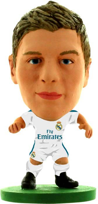 Фигурка SoccerStarz футболиста ФК Реал Мадрид Real Madrid Toni Kroos Home V-2017, 403112