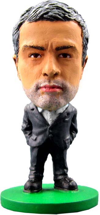 цена на Фигурка SoccerStarz тренера ФК Манчестер Юнайтед Man Utd Jose Mourinho Suit, 403351