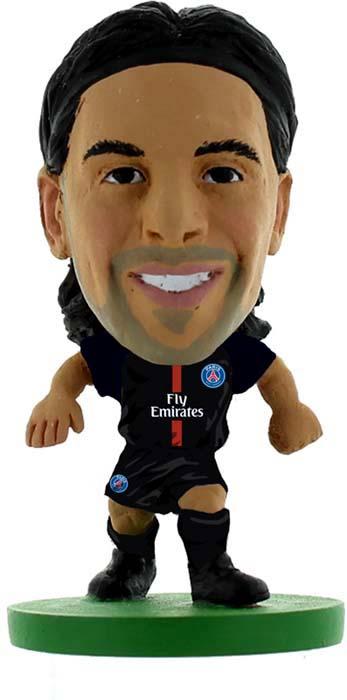 Фигурка SoccerStarz футболиста ФК ПСЖ Paris St Germain Javier Pastore Home V-2018, 404159