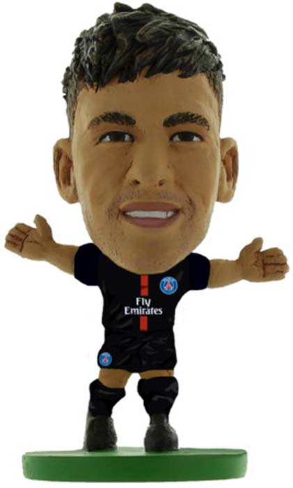 Фигурка SoccerStarz футболиста ФК ПСЖ Paris St Germain Neymar Jr Home V-2018, 404313