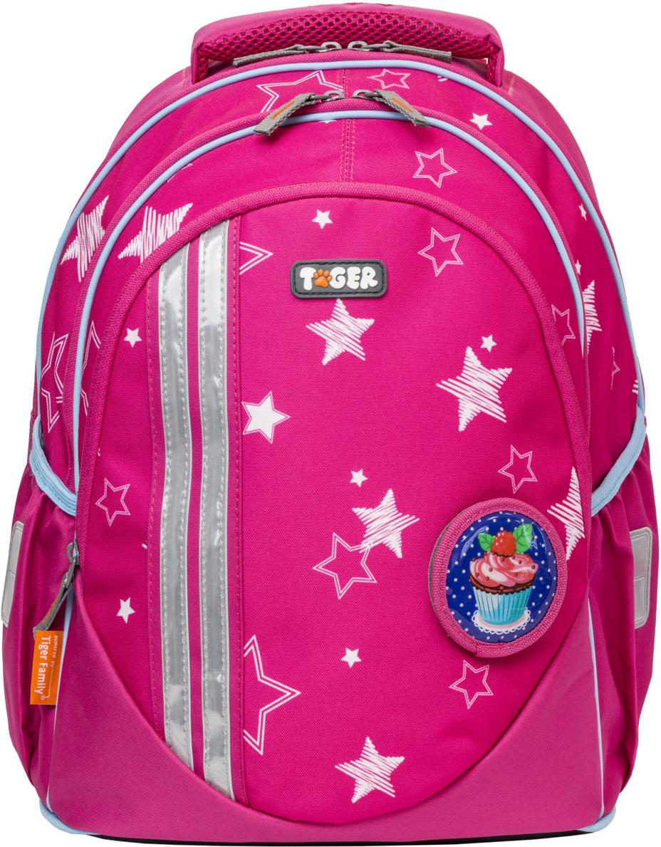 ff2d5028537c Tiger Family Рюкзак детский Champ Series Collection цвет розовый — купить в  интернет-магазине OZON.ru с быстрой доставкой
