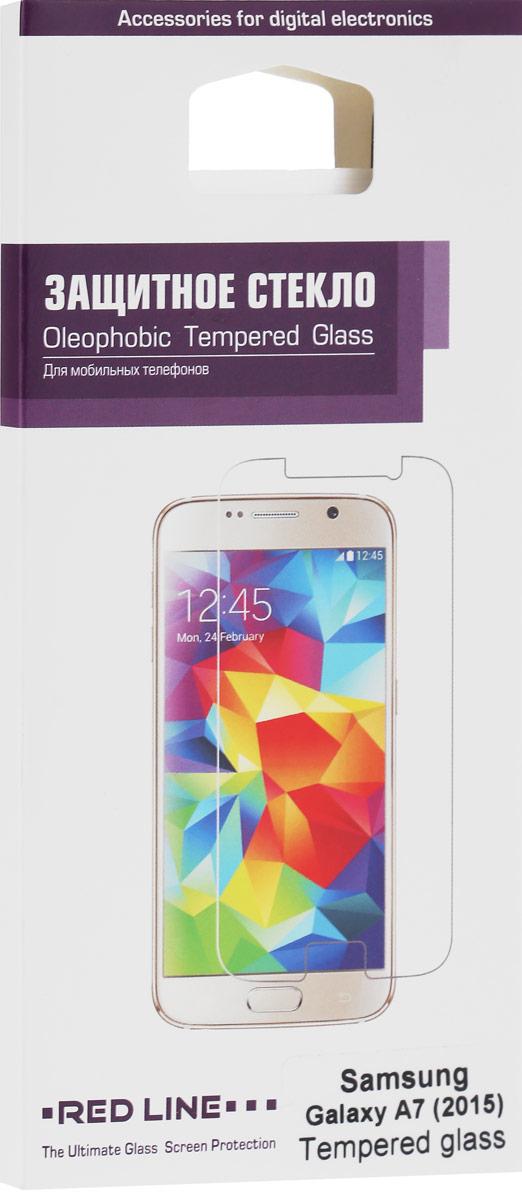 Red Line защитное стекло для Samsung Galaxy A7 стоимость
