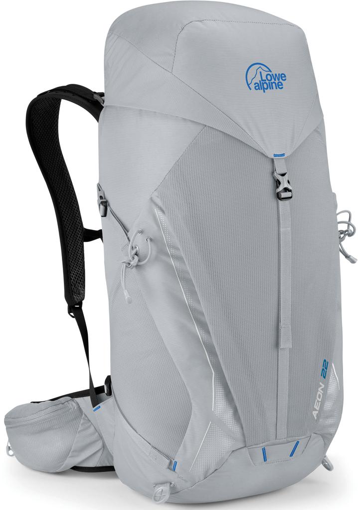 Рюкзак туристический Lowe Alpine Aeon 22 M-L, цвет: светло-серый, 22 л