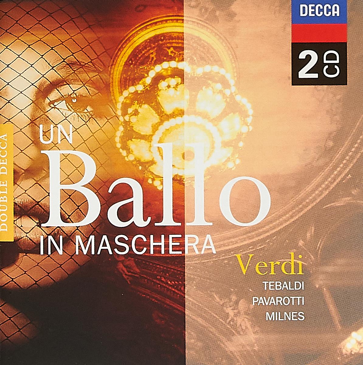 Бруно Бартолетти Bruno Bartoletti. Verdi. Un Ballo in Maschera (2 CD) verdi james levine un ballo in maschera