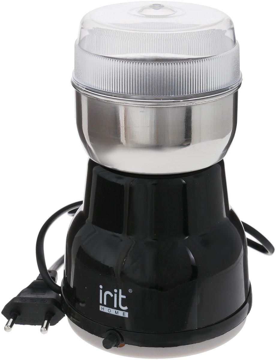 Кофемолка Irit IR-5303, Black цена в Москве и Питере