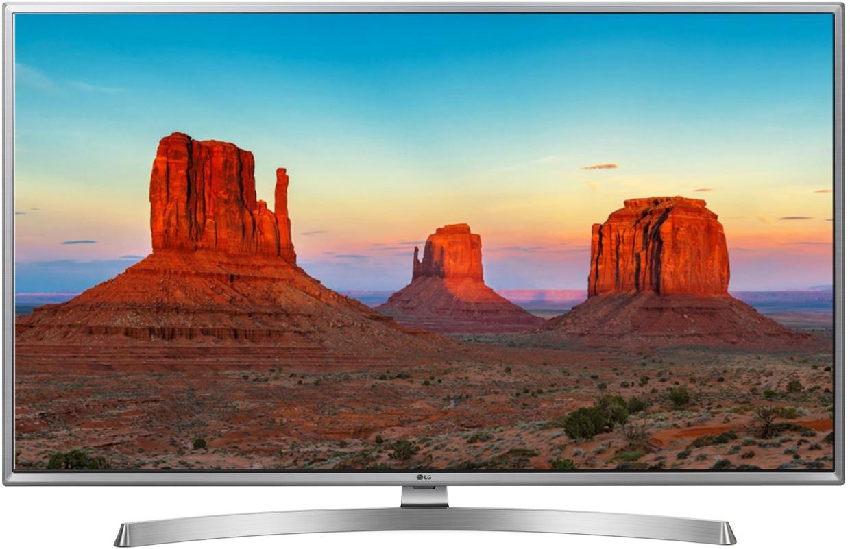 Телевизор LG 43UK6710 43, темно-серый телевизор lg 43uk6710