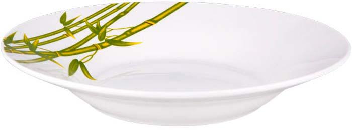 "Тарелка суповая Miolla ""Бамбук"", 20 см"