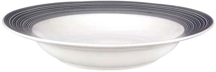 "Набор тарелок суповых Miolla ""Вирпул"", 22 см, 6 шт"