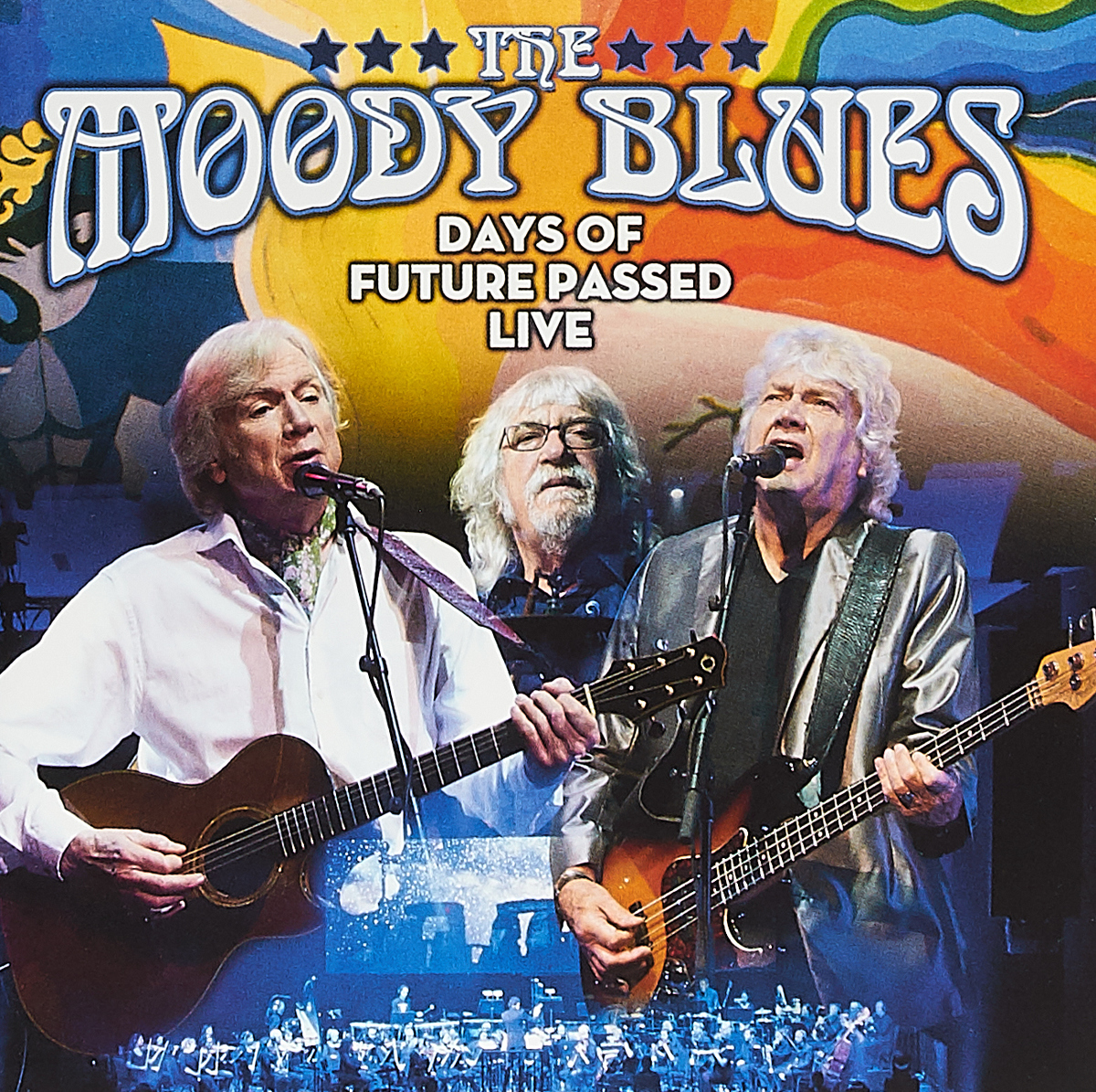 The Moody Blues The Moody Blues Days of Future Passed Live 2 CD