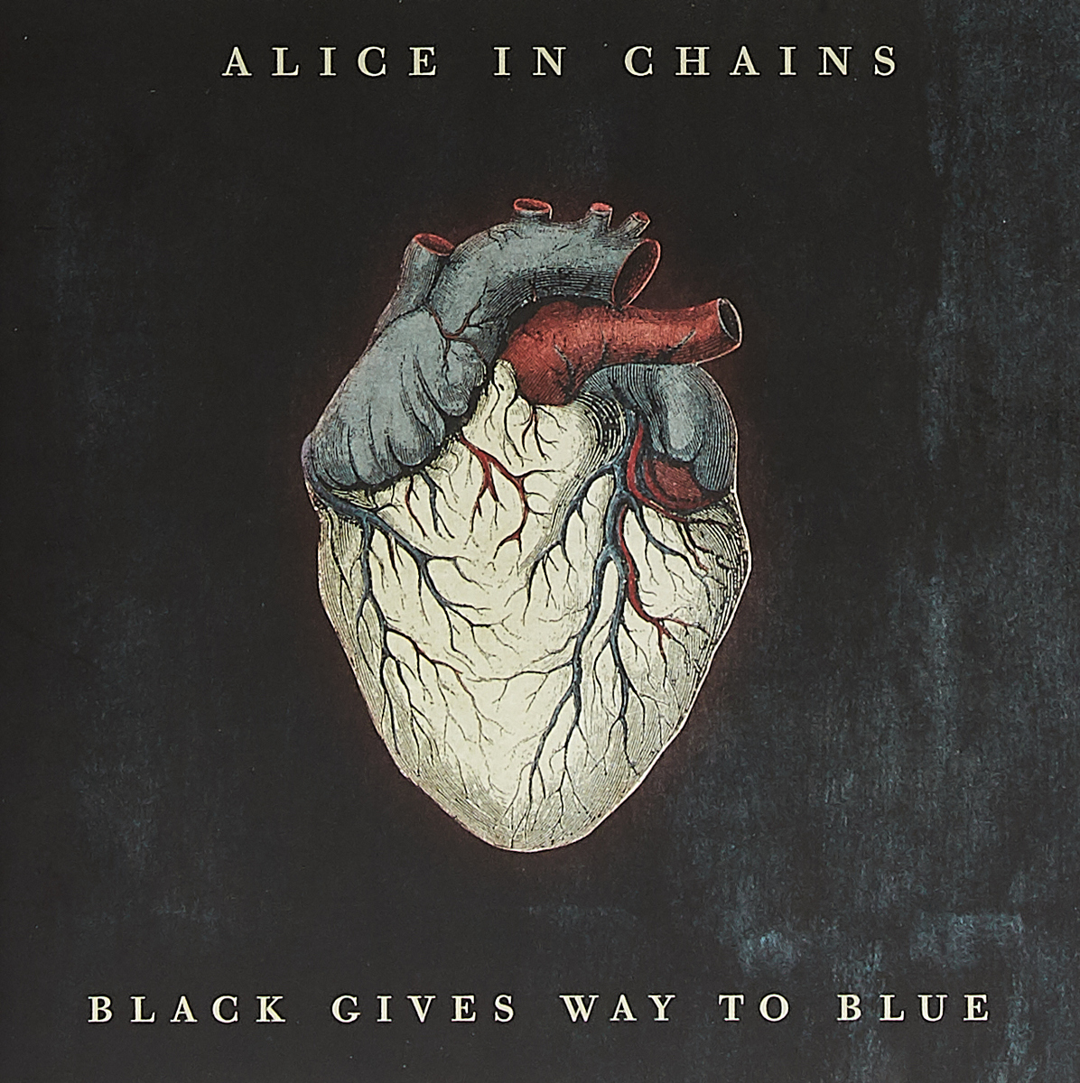 Alice In Chains Alice In Chains. Black Gives Way To Blue (CD) schertle alice little blue truck