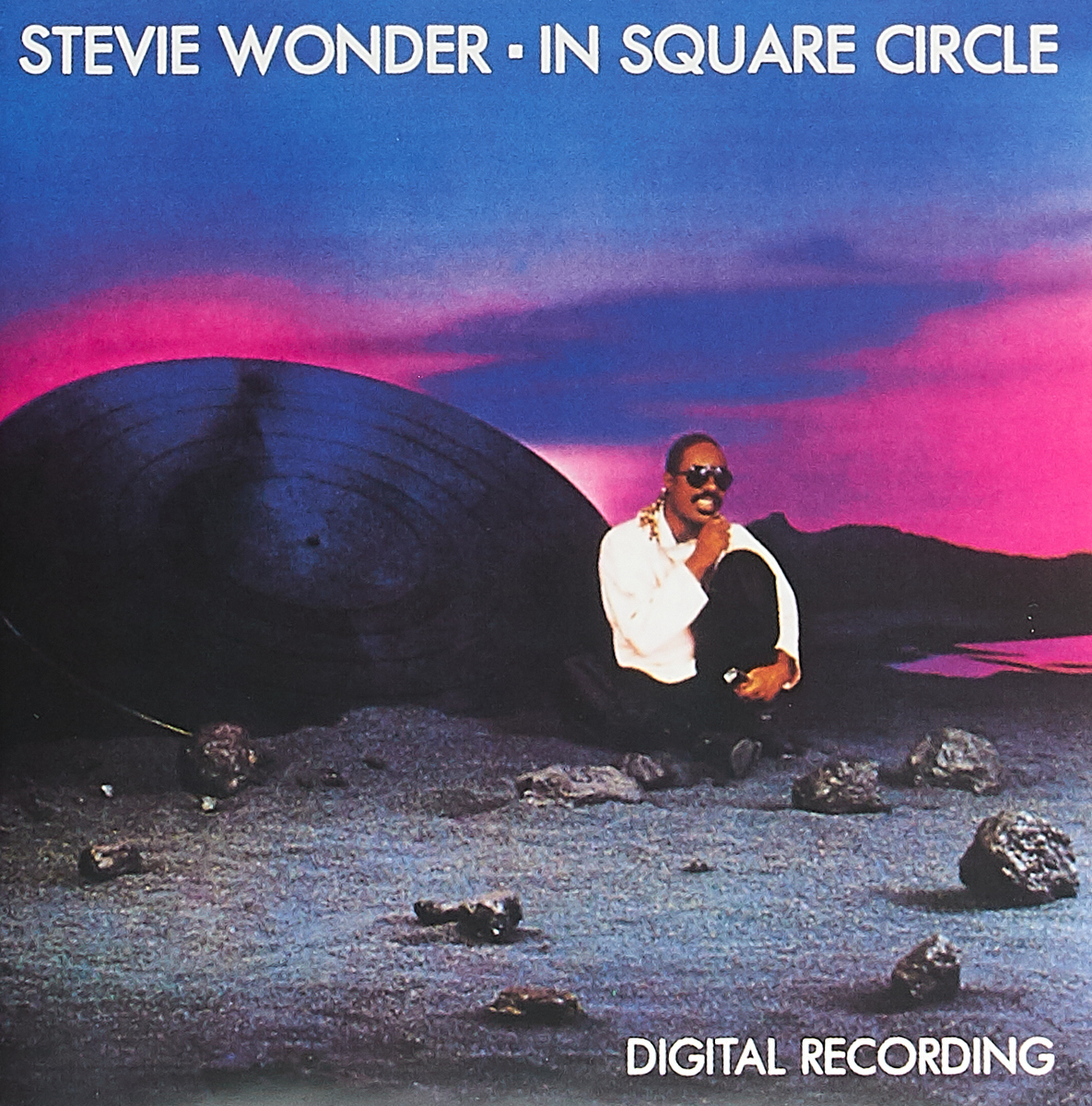 Stevie Wonder. In Square Circle цена и фото