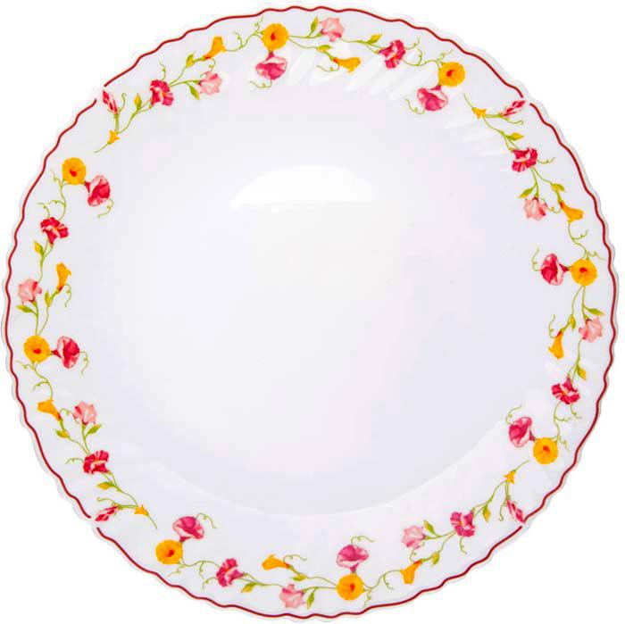 Тарелка обеденная Miolla Вьюнок, 24 см цена
