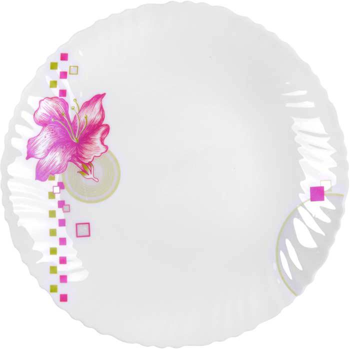 Тарелка обеденная Miolla Амарант, 24 см цена