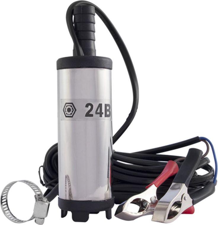 """Насос перекачки топлива погружной """"БелАК"""", несъемный фильтр, 24V, D38"""