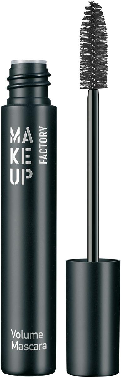 Make up Factory Тушь для ресниц с эффектом объема Volume Mascara, цвет: черный, 18 мл