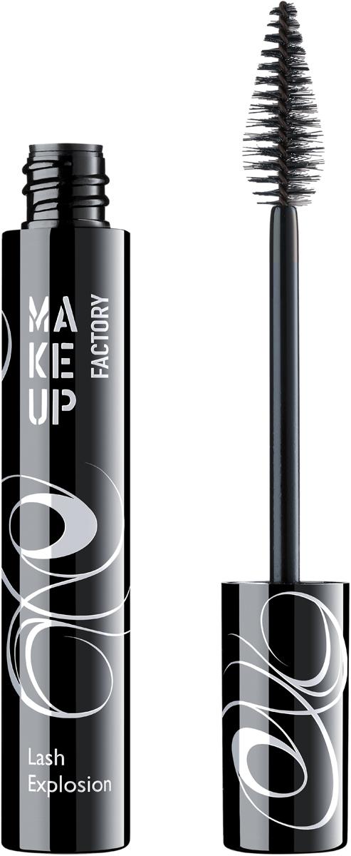 Make up Factory Тушь для ресниц экстра объем Lash Explosion, цвет: черный, 14 мл недорого