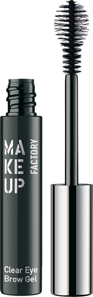 Make up Factory Гель для бровей Clear Eye Brow Gel, цвет: прозрачный, 6мл недорого
