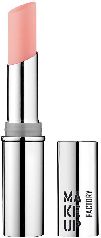 Make up Factory Бальзам для губ Color Intuition Lip Balm №01, цвет: розовая вуаль, 2,5 г