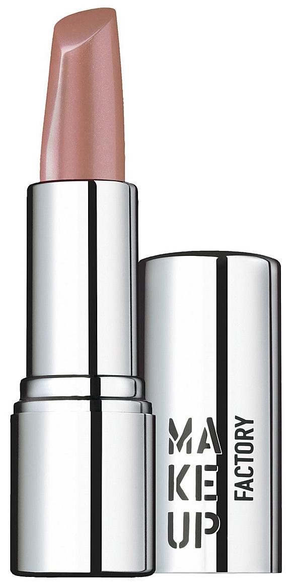 Make up Factory Помада для губ кремовая Lip Color №201, цвет: медно-розовый, 4 г