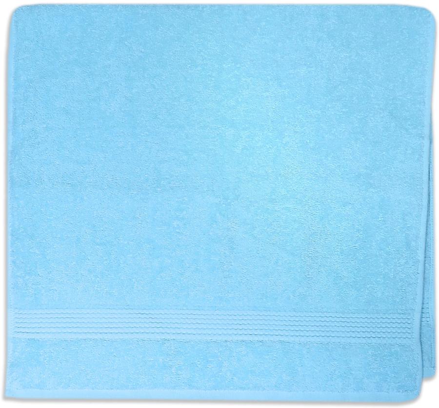 Полотенце махровое Bravo Зара, цвет: синий, 33 х 70 см полотенце махровое bravo фиксики нолик цвет голубой 60 х 120 см м1079 01 m