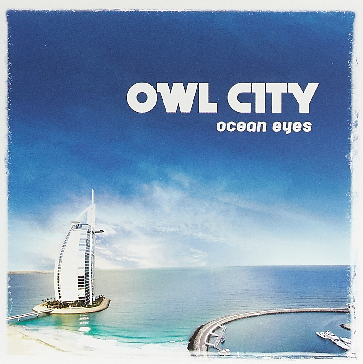 Owl City Owl City. Ocean Eyes бижутерия owl