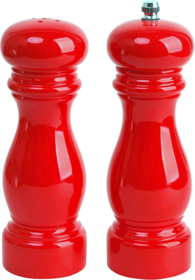 """Набор для специй """"Queen Ruby"""", цвет: красный, 2 предмета. QR-8794"""