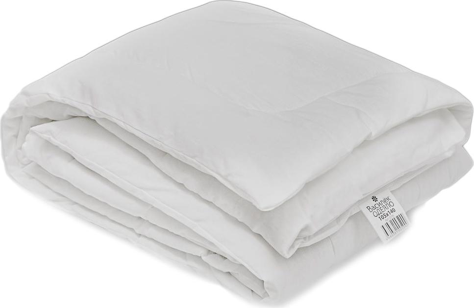 Василек Одеяло детское 105 х 140 см116534Детское одеяло удобное и практичное, согреет в прохладный вечер и подарит уют и заботу вашему ребенку! Рекомендуем!