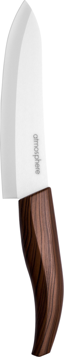 Нож керамический Atmosphere Acacia, длина лезвия 15 см