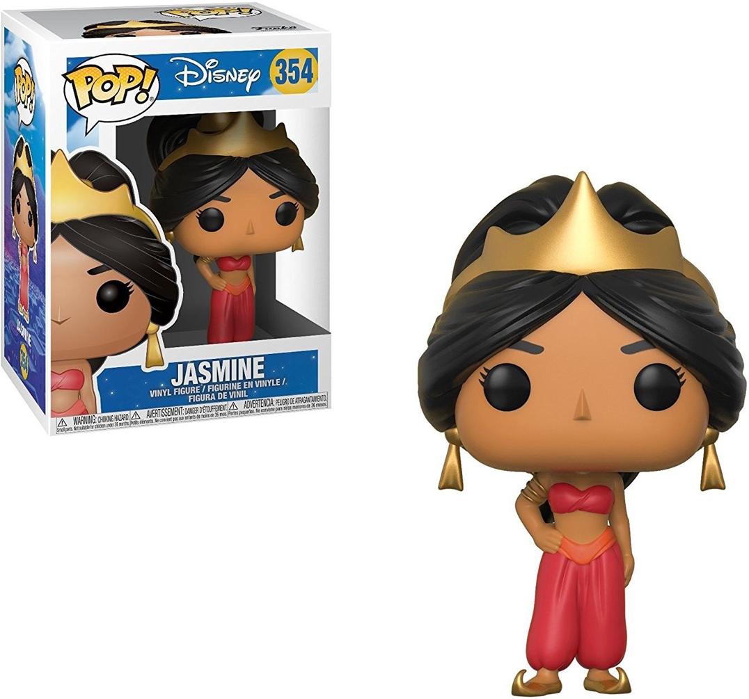 Funko POP! Vinyl Фигурка Disney Aladdin Jasmine (Red) 23045 цена и фото
