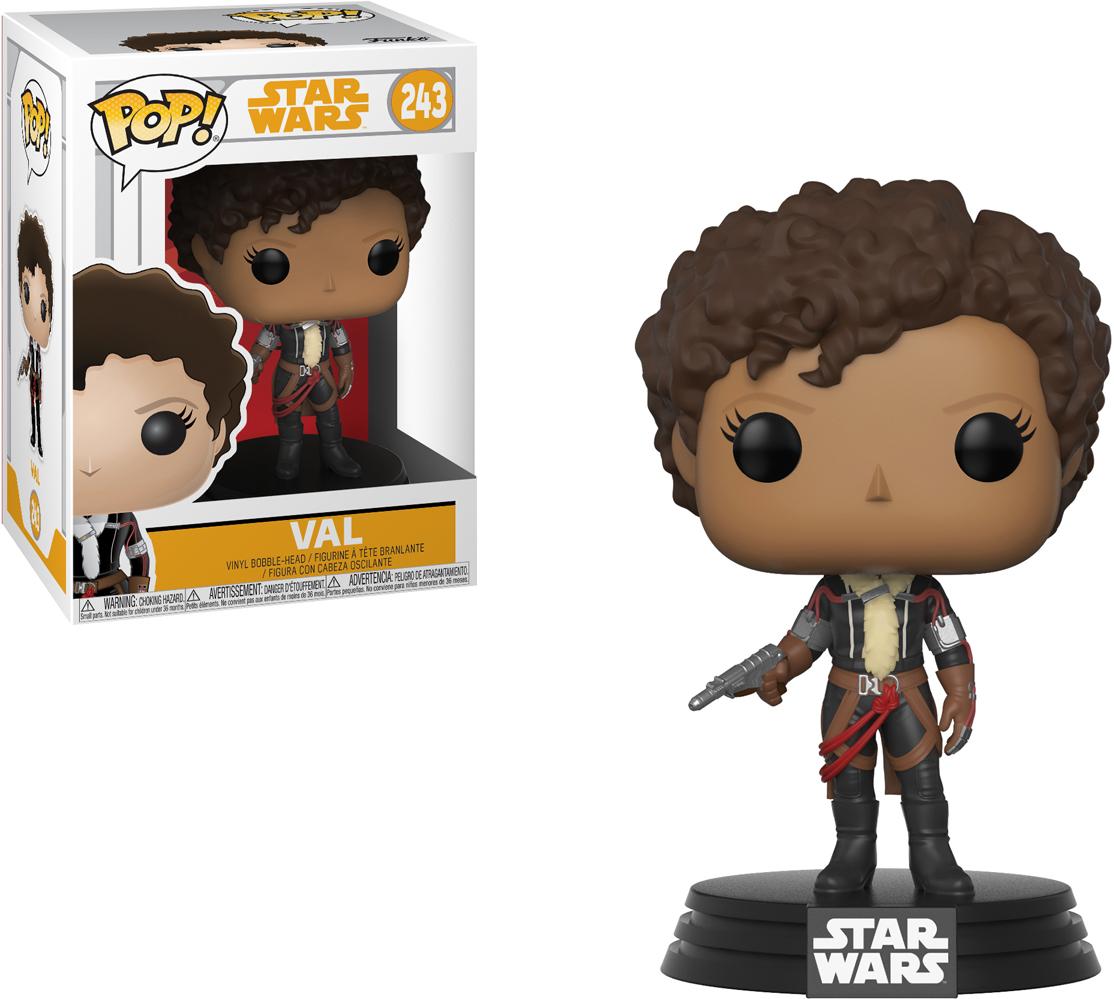 Funko POP! Bobble Фигурка Star Wars Solo Val POP 14 26989 funko pop bobble фигурка star wars yoda 2322