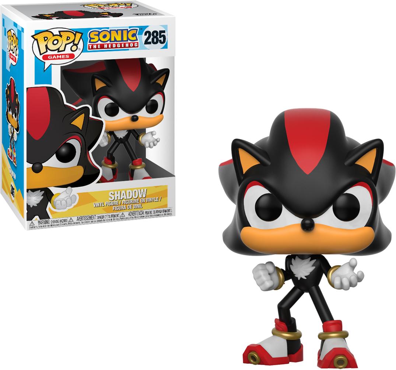 Funko POP! Vinyl Фигурка Games Sonic Shadow 20148