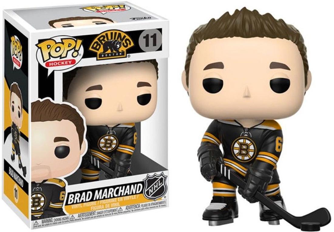 Funko POP! Vinyl Фигурка NHL Brad Marchand Home Jersey 21347 цена