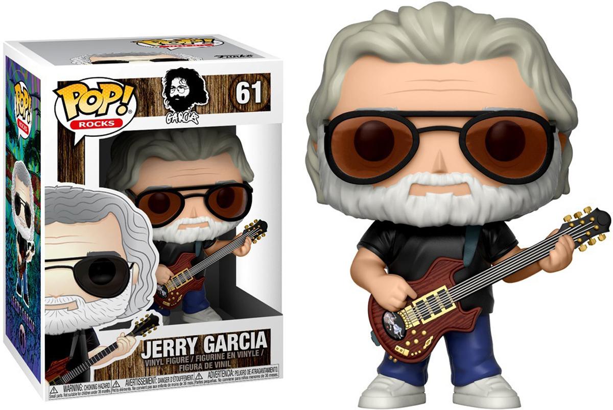 Funko POP! Vinyl Фигурка Rocks Jerry Garcia 24528 цена