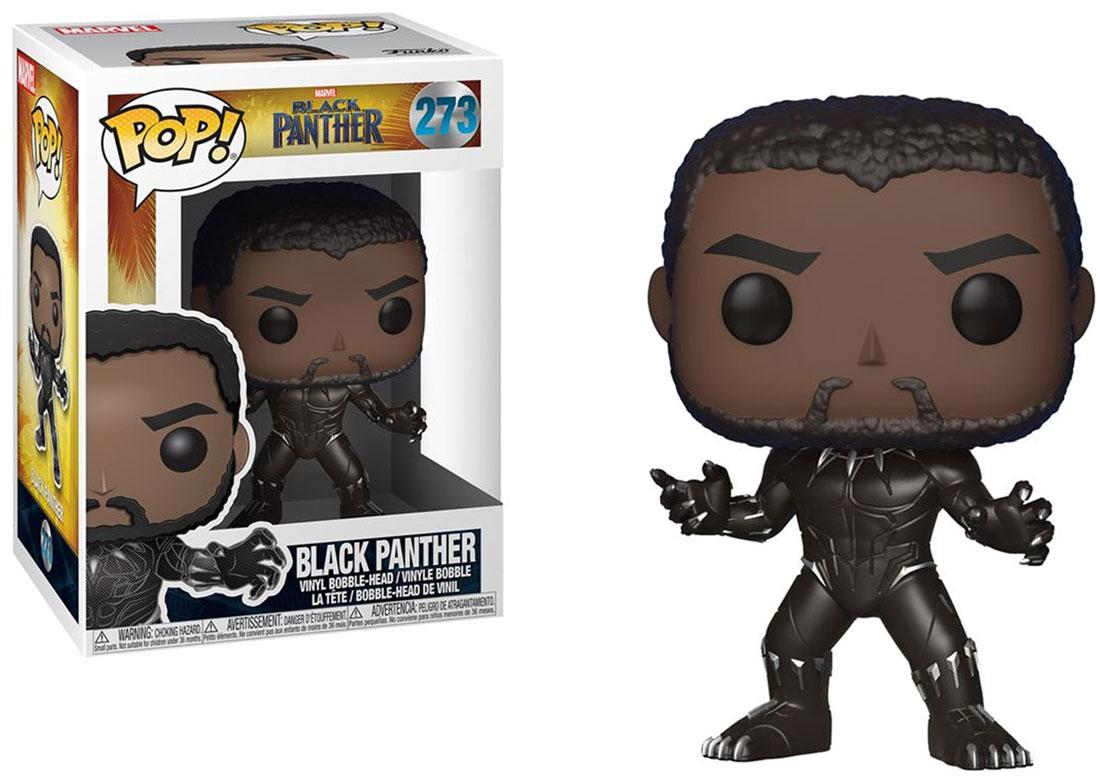 все цены на Funko POP! Bobble Фигурка Marvel Black Panther Black Panther 23129 онлайн